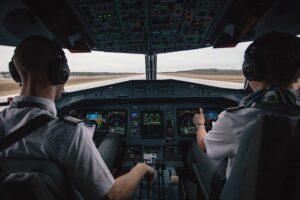 Pilot samolotu