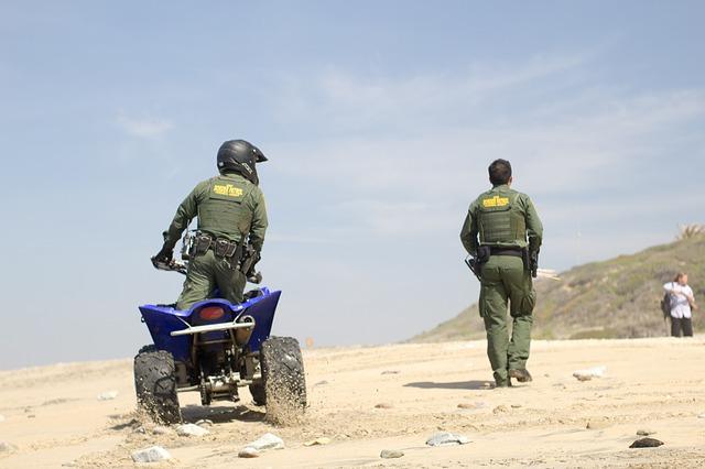 Strażnik graniczny