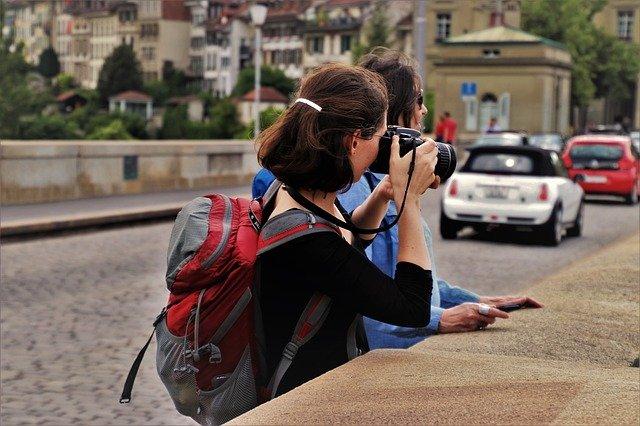Pracownik informacji turystycznej
