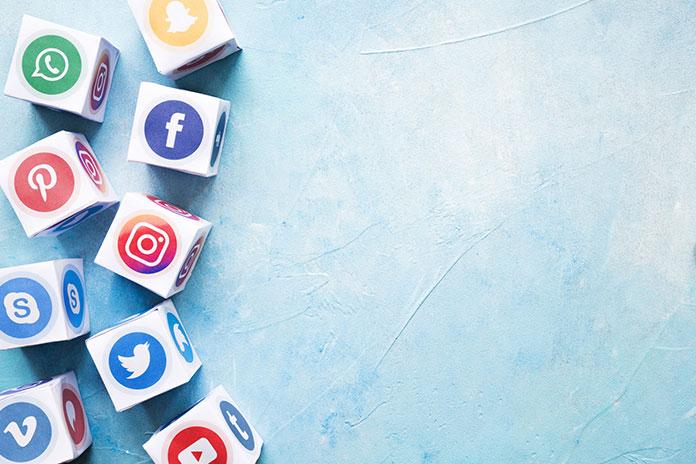 Obecność w social media