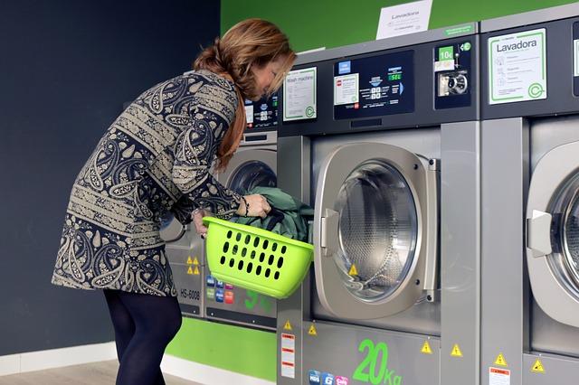 Pracownik pralni