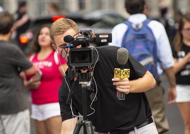 Dziennikarz