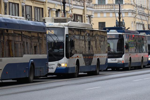 Kierowca trolejbusu