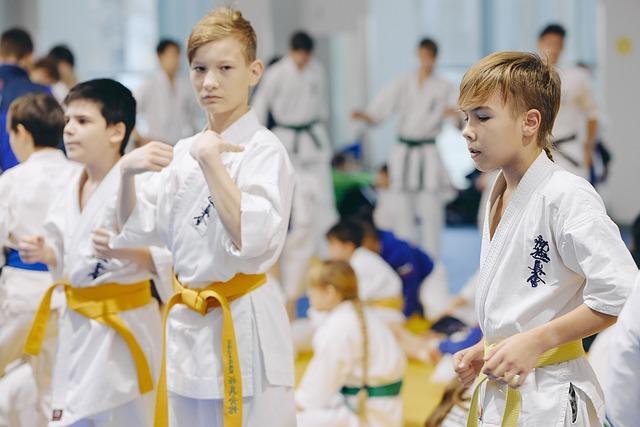 Instruktor sztuk walki